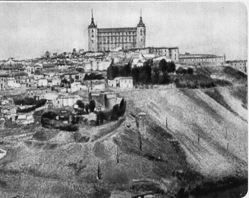 Toledo en 1936