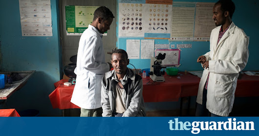 New weapon in the global fight against fake malaria drugs: a cheap scanner | World news | The Guardian