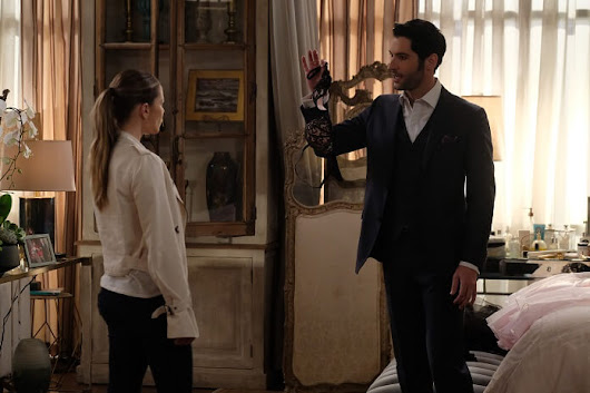 "Lucifer Season 3 Episode 21 Preview and Photos: ""Anything Pierce Can..."""