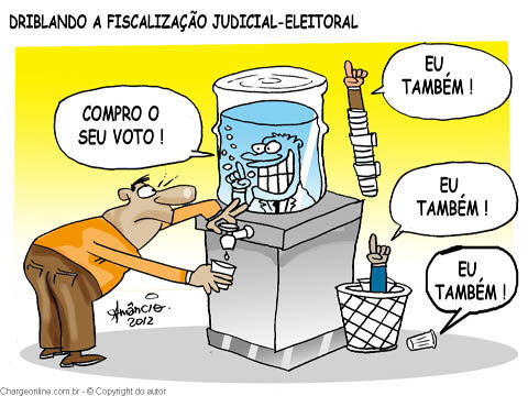Image result for fiscalização eleitoral