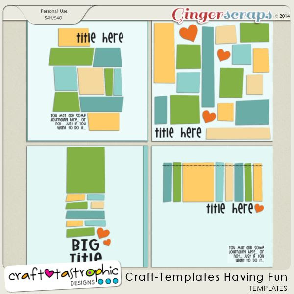Craft-Templates Having Fun