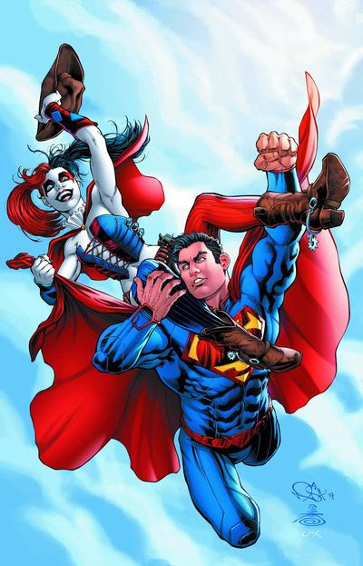 Action Comics #39 (Harley Quinn Variant Cover Edition)