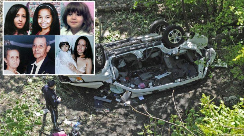 Resultado de imagen para siete dominicanos muertos en accidente en El Bronx