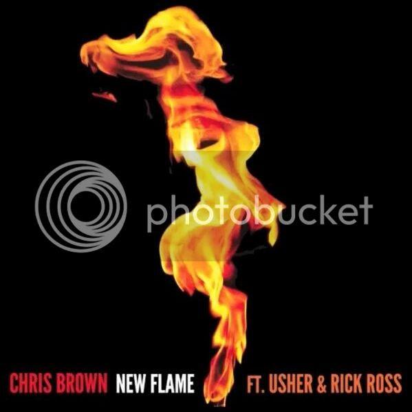 New Music: Chris Brown – 'New Flame' (ft. Usher & Rick Ross)...