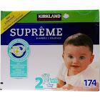 Kirkland Signature Diapers, Size 2 - 174 Count