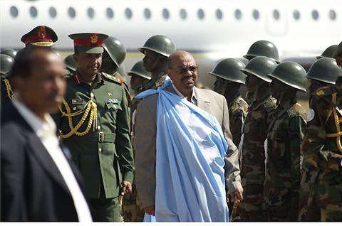 Sudan President Omar Hassan al-Bashir visited the south of Sudan in a last minute plea for national unity ahead of the referendum on January 9, 2011 on the future of the region. Bashir says he will respect the outcome of the vote. by Pan-African News Wire File Photos