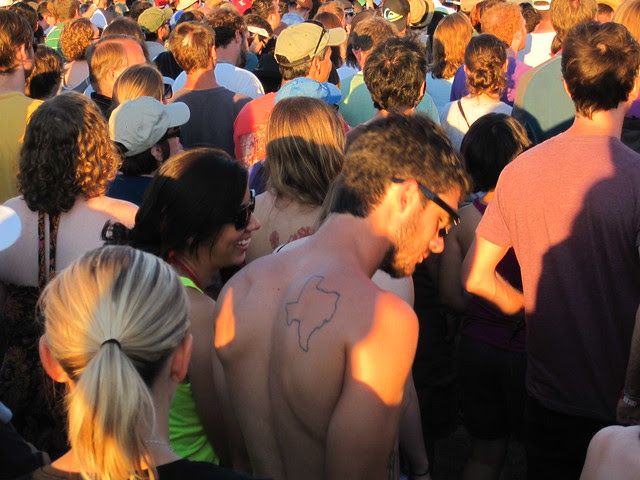 Texas tatoo
