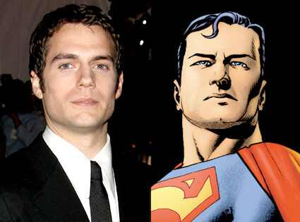 Five Things About New Superman, Henry Cavill ~ DAILY DOSE OF EVERYTHING