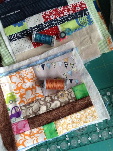mug rugs to be by crafty mathea