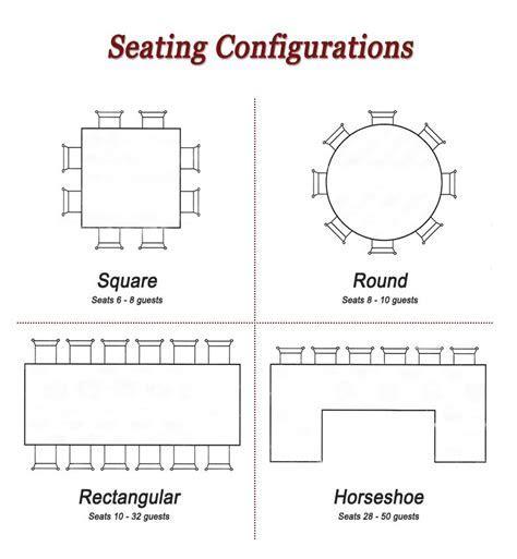 Wedding reception seating arrangement ideas. Let