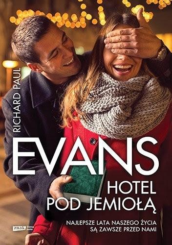 Okładka książki Hotel pod jemiołą