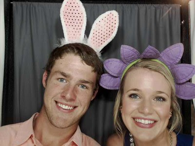 Photobooth for Kallie & Chase Vasut Wedding