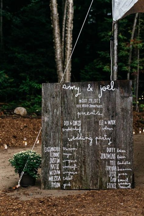 Best 25  Wedding in the woods ideas on Pinterest   Wedding