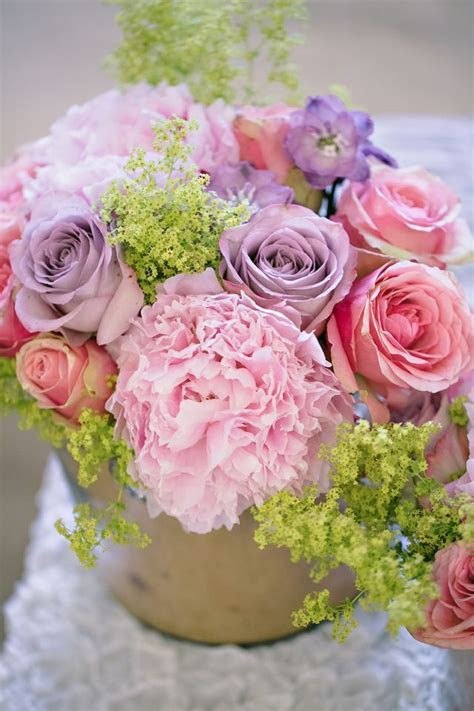 234 best Soft pastel wedding flowers images on Pinterest