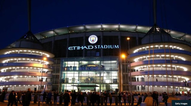 Man City Offer Use Of Etihad Stadium To Health Workers To Fight #Coronavirus