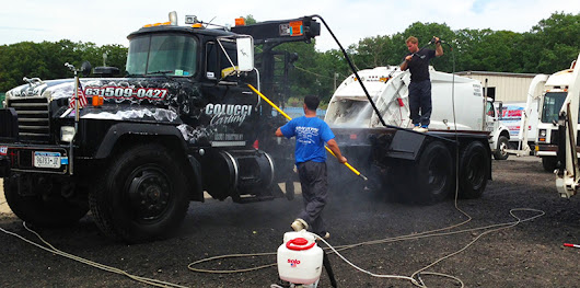 Why truck wash is important?