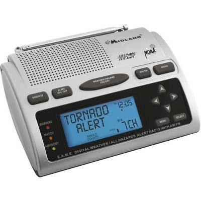 NOAA Weather Radio: Why EVERY Family Needs to Have One of These