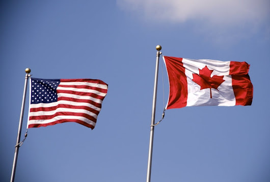 What makes the Canadian and U.S. economies so different?