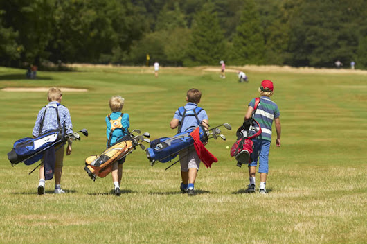Top 10 Reasons to Get Your Kids Into Golf