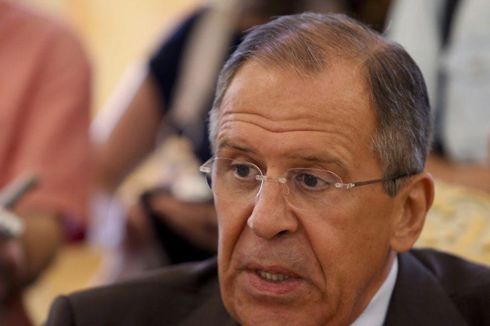 Sergej Lavrov Foto Reuters