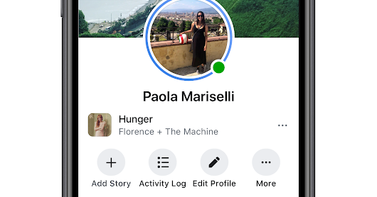Facebook to Let Users Add Songs to Their Profile - Search Engine Journal