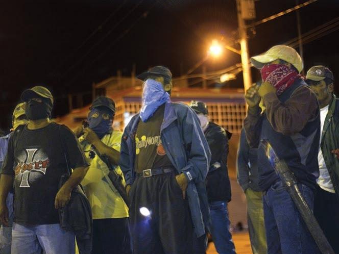 Advierten en EU sobre policía civil; Brookings apoya gendarmería nacional