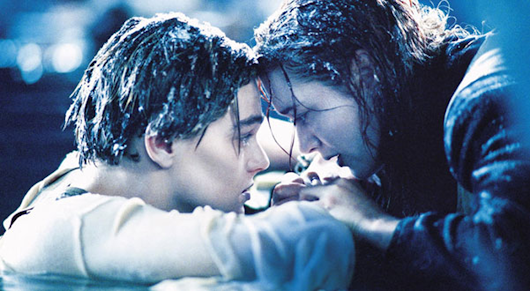 Did Rose murder Jack in the Titanic drowning scene?