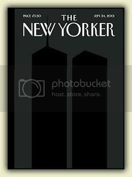 New Yorker Cover, September 24, 2001