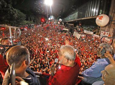 Candidatura de Lula será relançada após julgamento; ato independe de sentença