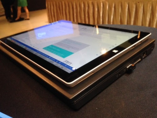 Hands on with the Microsoft Surface Pro 3