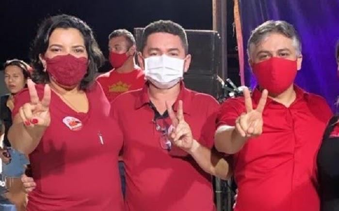 Na cidade de Governador Dix-Sept Rosado, Dr. Artur troca de vice devido indeferimento