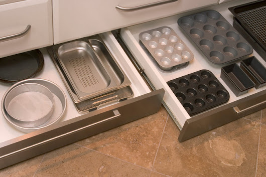 The Kitchen Storage Space That Hides at Floor Level