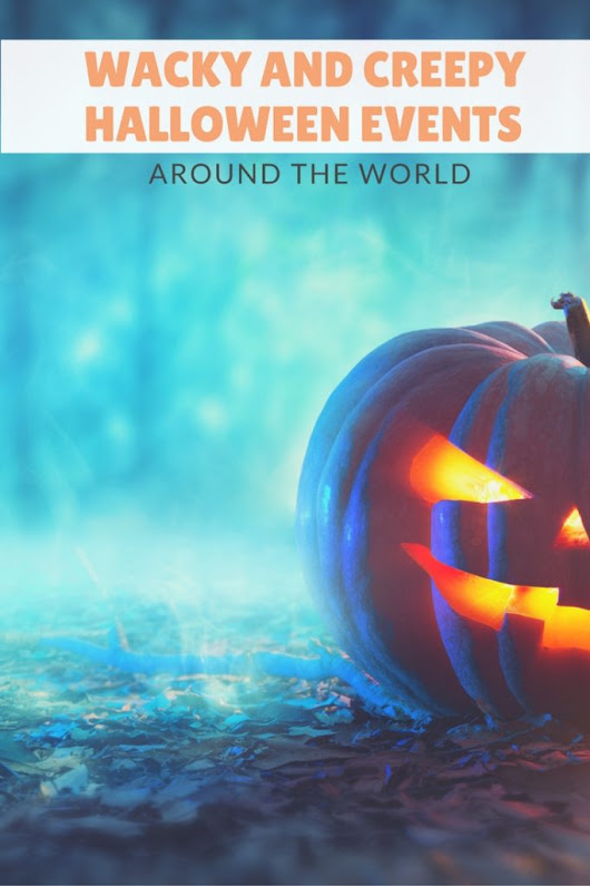 Wacky And Creepy Halloween Events