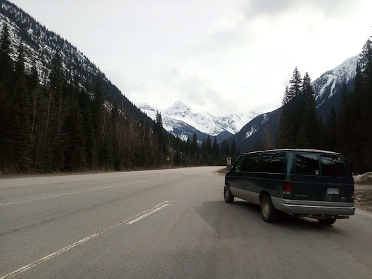 What I Learned From My First Week Living In A Van In Canada