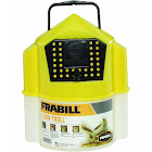Frabill Flow Troll Bait Container, 6 qt