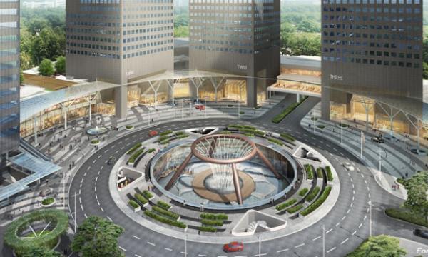 Kết quả hình ảnh cho Suntec city singapore
