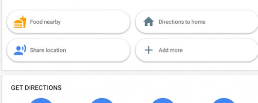 Google Maps Is Tentatively Rolling Out the Most Useful Shortcuts Yet