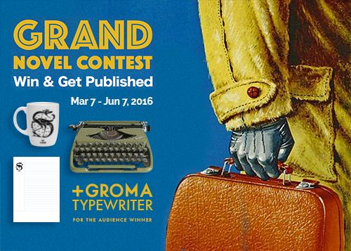 Writing Contest: Grand Novel Contest