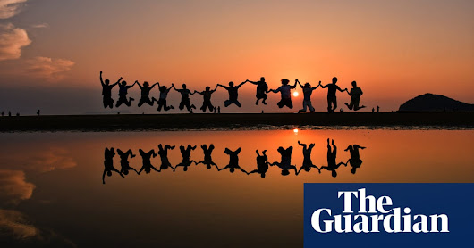 The Japanese beach that became an Instagram sensation | Travel | The Guardian