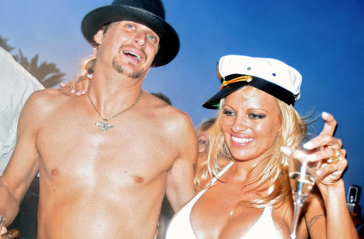 Pamela Anderson: I never spoke to Kid Rock again after our divorce - AOL Entertainment