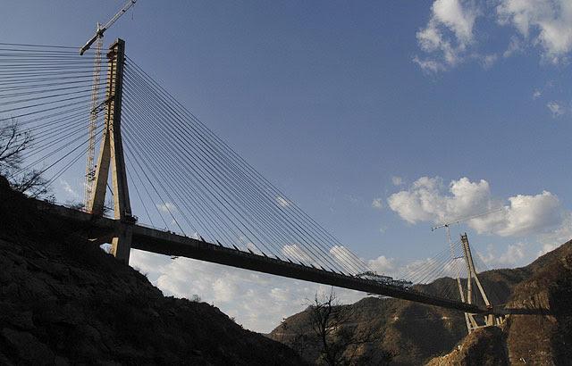 Jembatan Tertinggi di Dunia Diresmikan