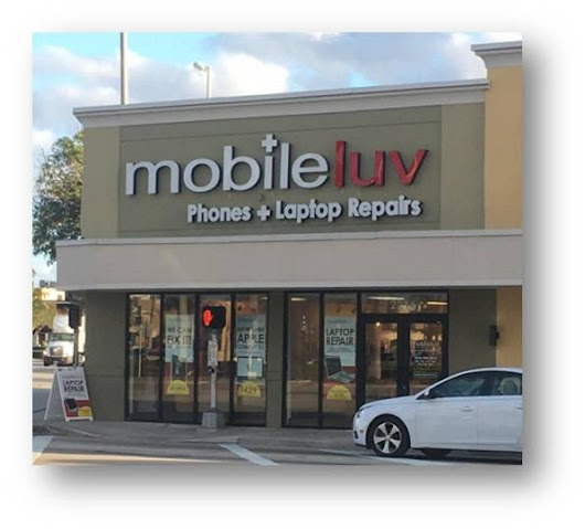 MobileLuv, The New Leader in Digital Device Repair and Services, Launches New Brand and Flagship Location