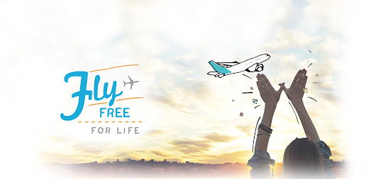 Want to Fly Free for 25 Years? Check Out This Contest!