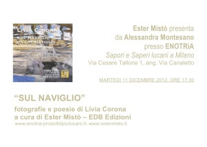 Invito Sul Naviglio 11.12.12