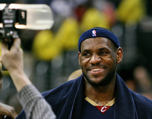 Slam-Dunk Marketing Advice from the Host of Lebron's 'Cleveland Hustles' TV Show