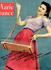marie france  (1952)