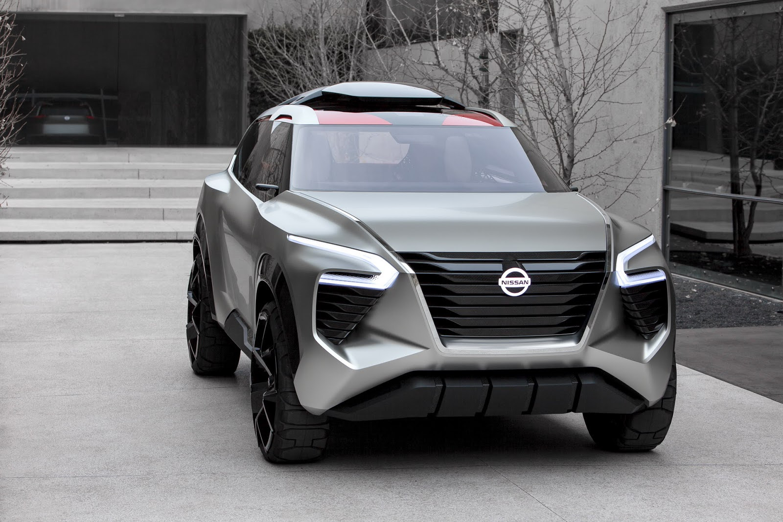 nissan xmotion concept hints at aggressive looks for