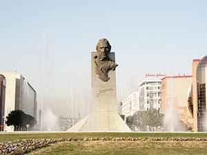 Monumento a Don Juan en Madrid