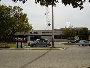 KEYE-TV station