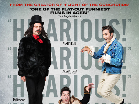 What We Do In The Shadows: The American Release by Jemaine Clement — Kickstarter